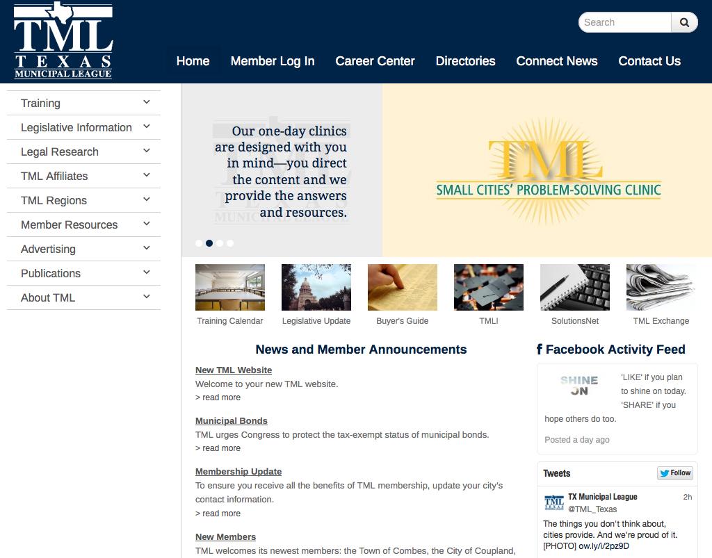 TML Site